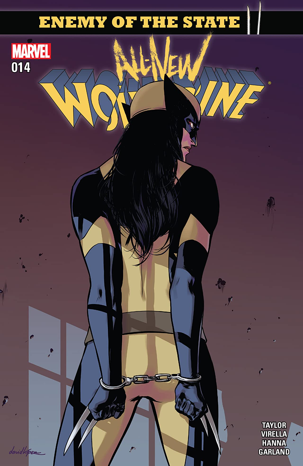 All-New Wolverine (2015-) #14