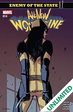 All-New Wolverine (2015-2018) #14