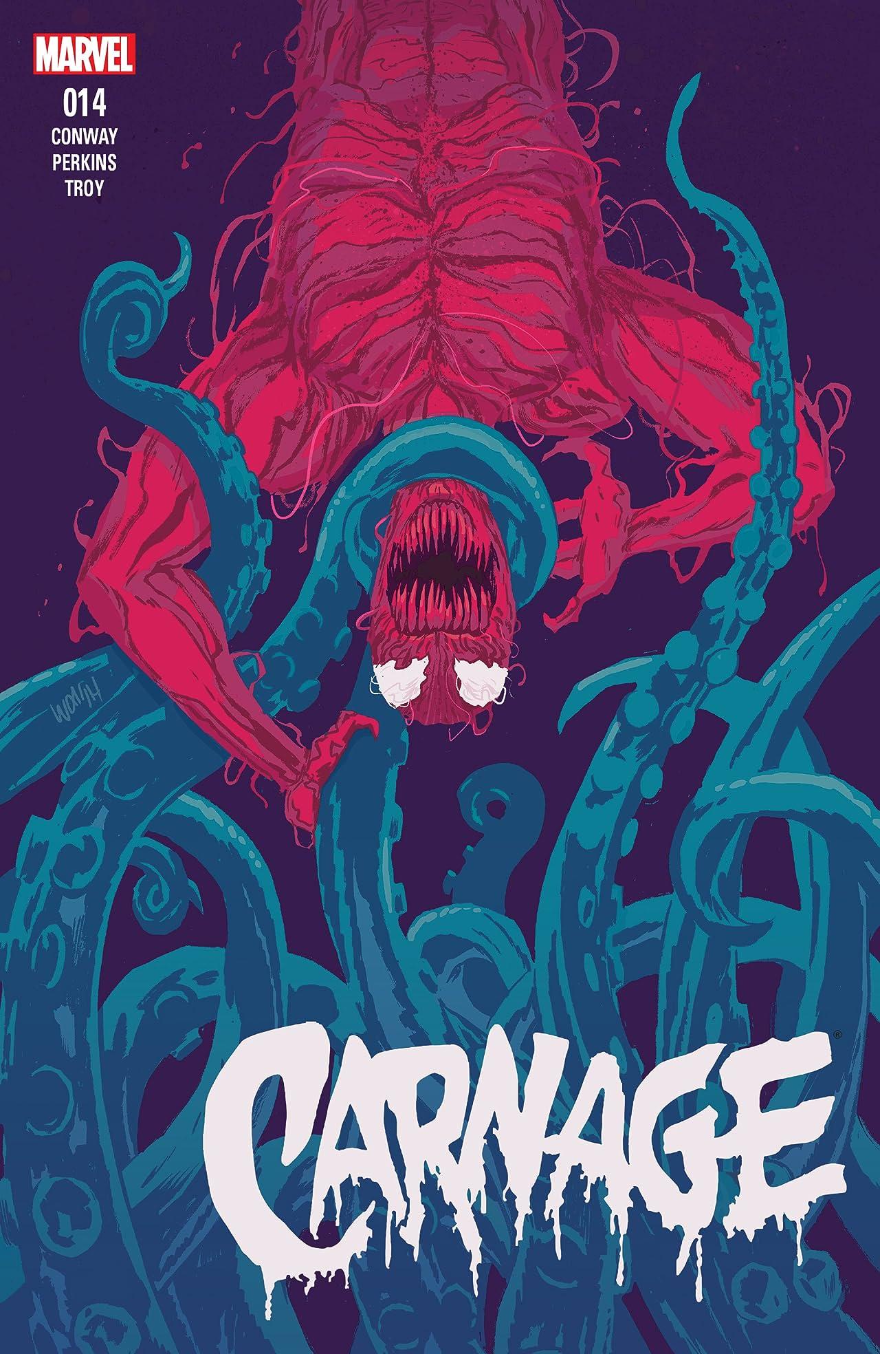 Carnage (2015-2017) #14