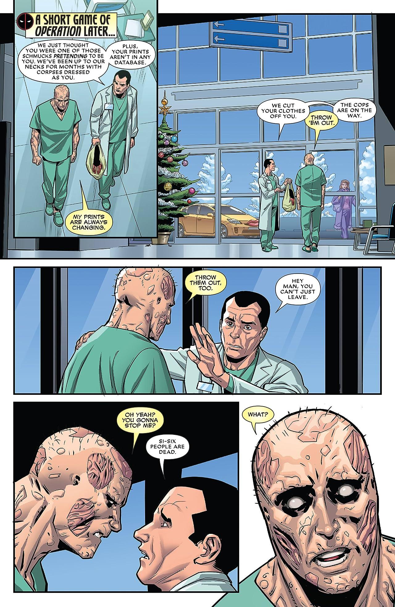 Deadpool (2015-2017) #22