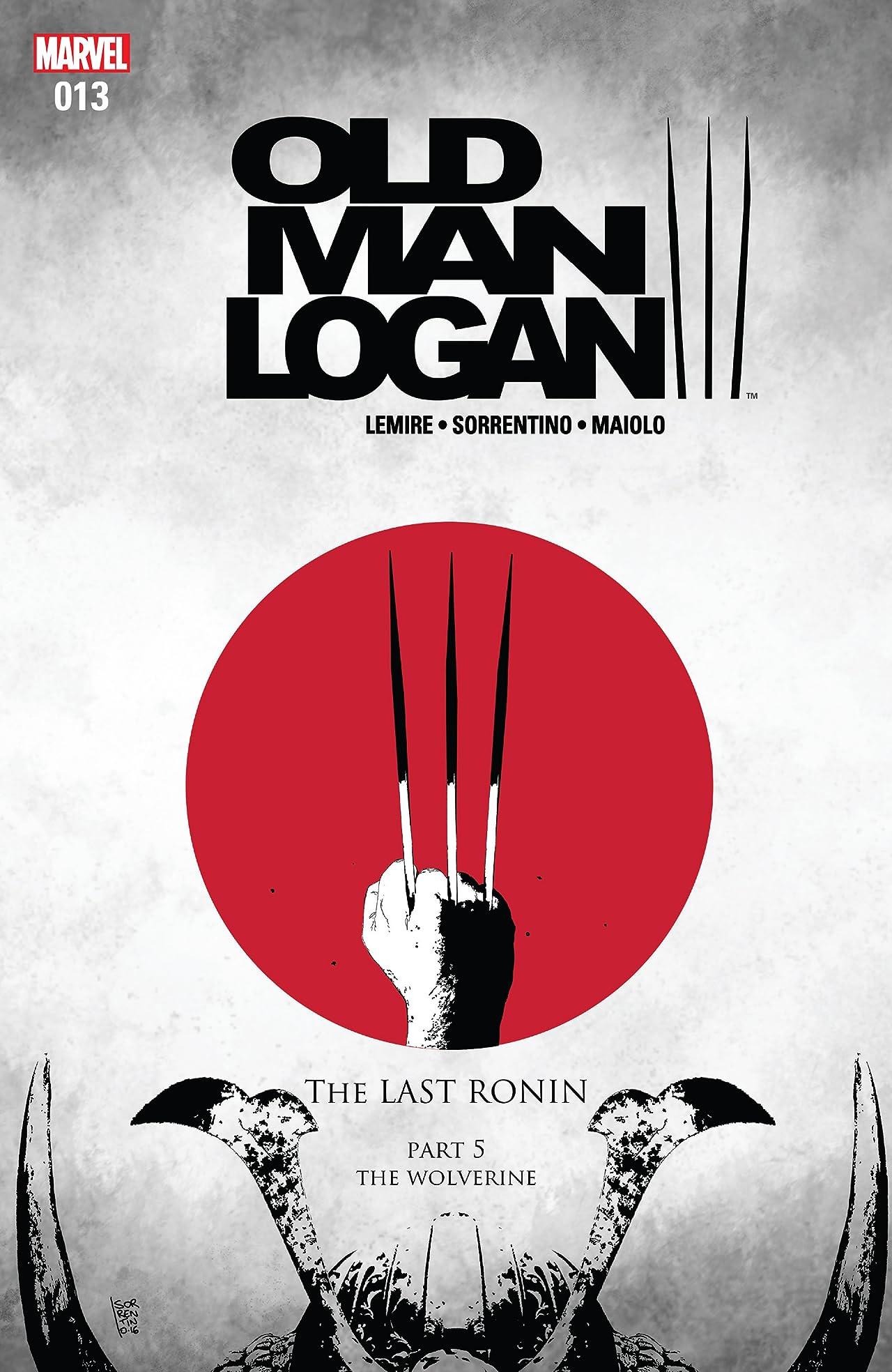Old Man Logan (2016-2018) #13
