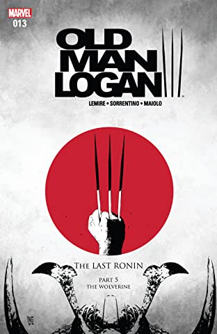 Old Man Logan (2016-2018) No.13