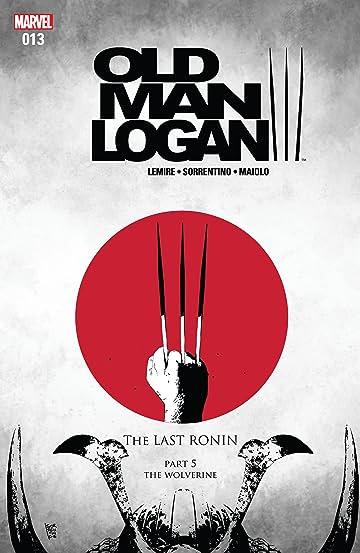 Old Man Logan (2016-) #13