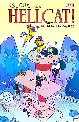Patsy Walker, A.K.A. Hellcat! (2015-2017) #12