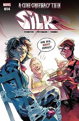 Silk (2015-2017) #14