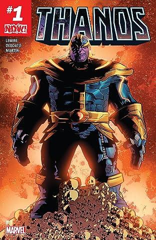 Thanos (2016-) #1