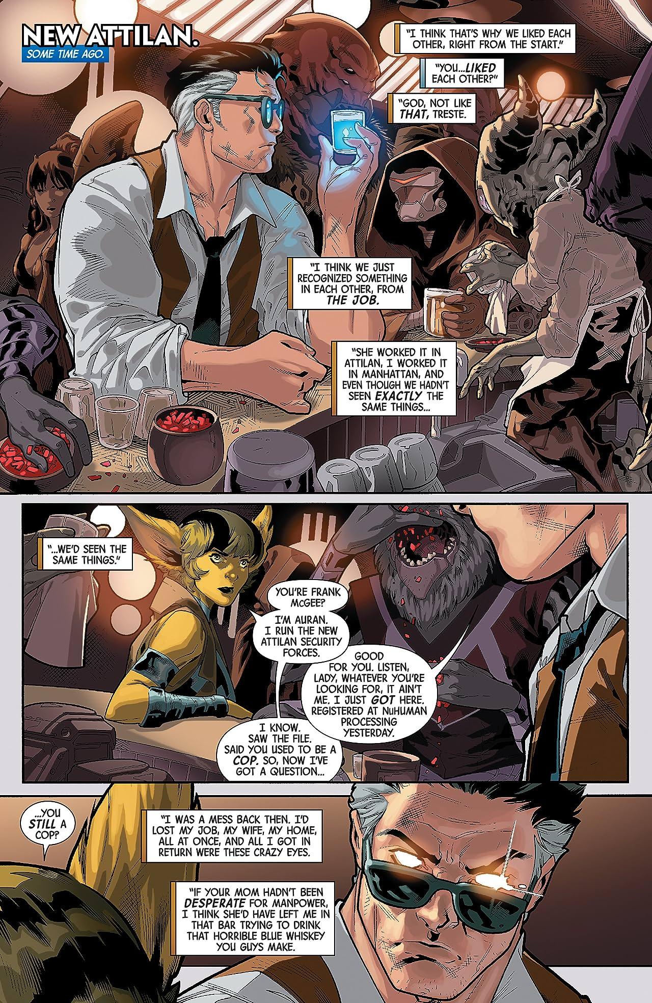 Uncanny Inhumans (2015-2017) #15