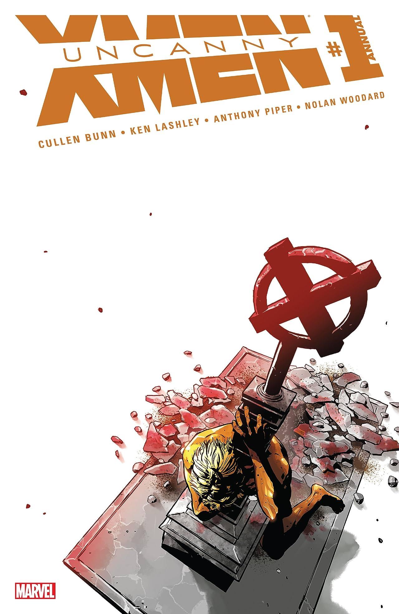 Uncanny X-Men (2016-2017) Annual #1