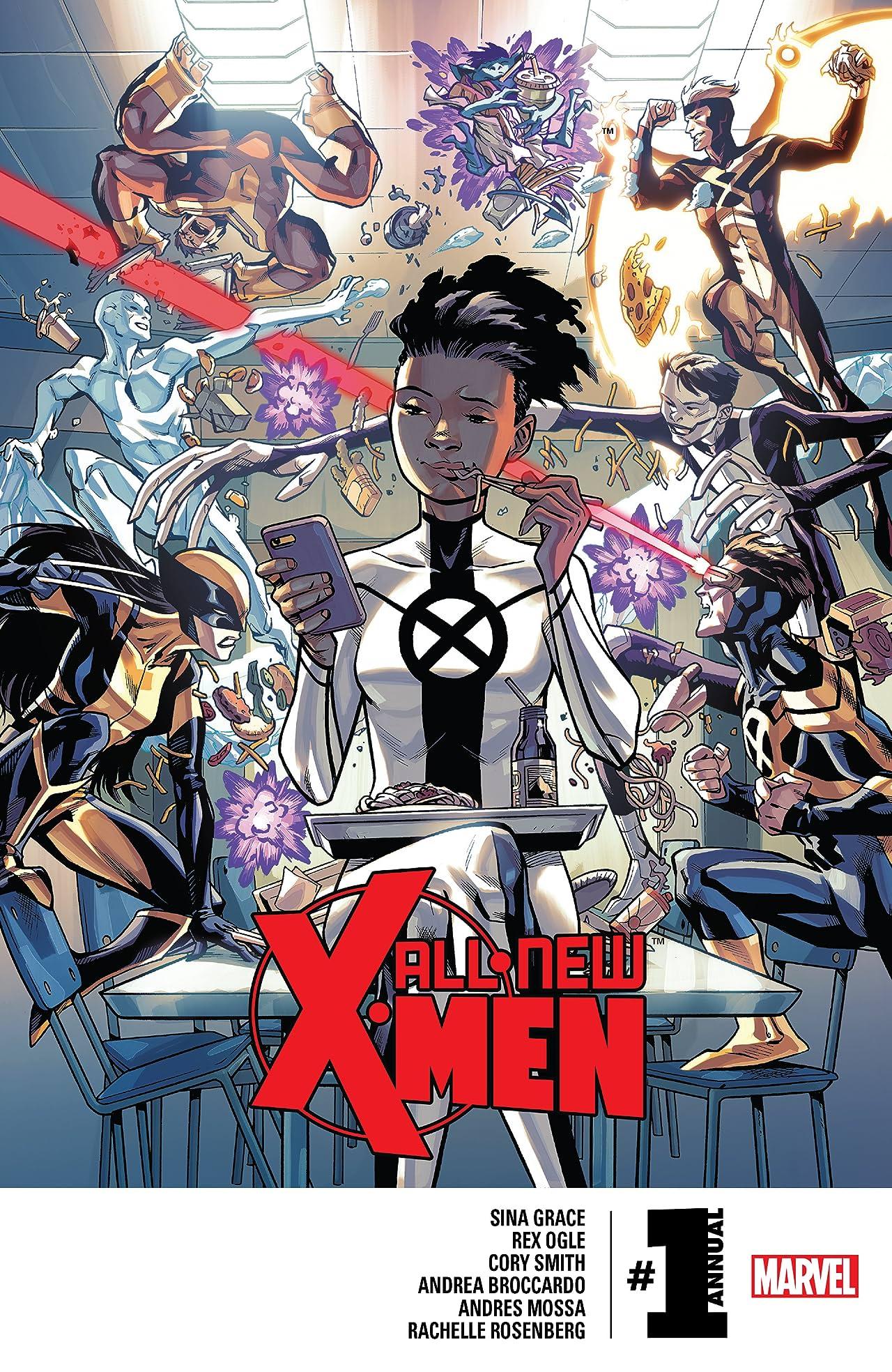 All-New X-Men (2015-2017) Annual #1