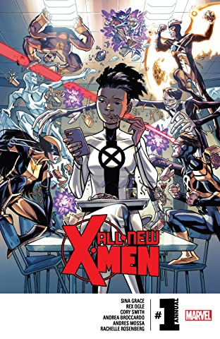 All-New X-Men (2015-) Annual #1