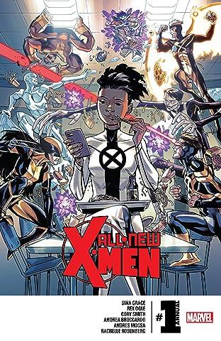 All-New X-Men (2015-2017) Annual No.1
