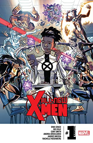 All-New X-Men (2015-2017) Annual #1