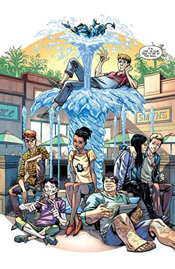 All New X Men 2015 2017 Annual 1 Comics By Comixology