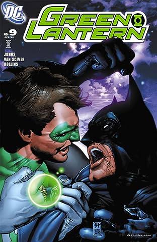 Green Lantern (2005-2011) #9