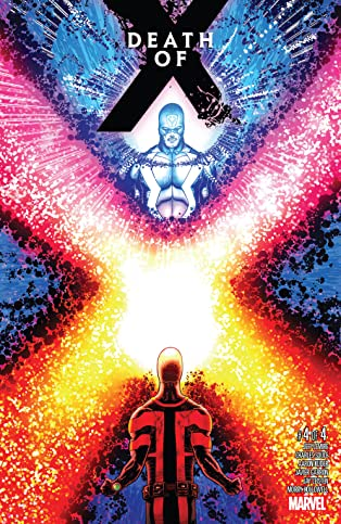 Death Of X (2016-) #4 (of 4)