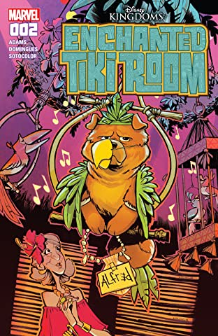 Enchanted Tiki Room (2016-2017) #2 (of 5)