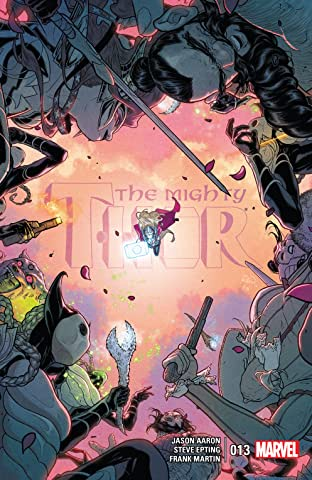 The Mighty Thor (2015-) #13