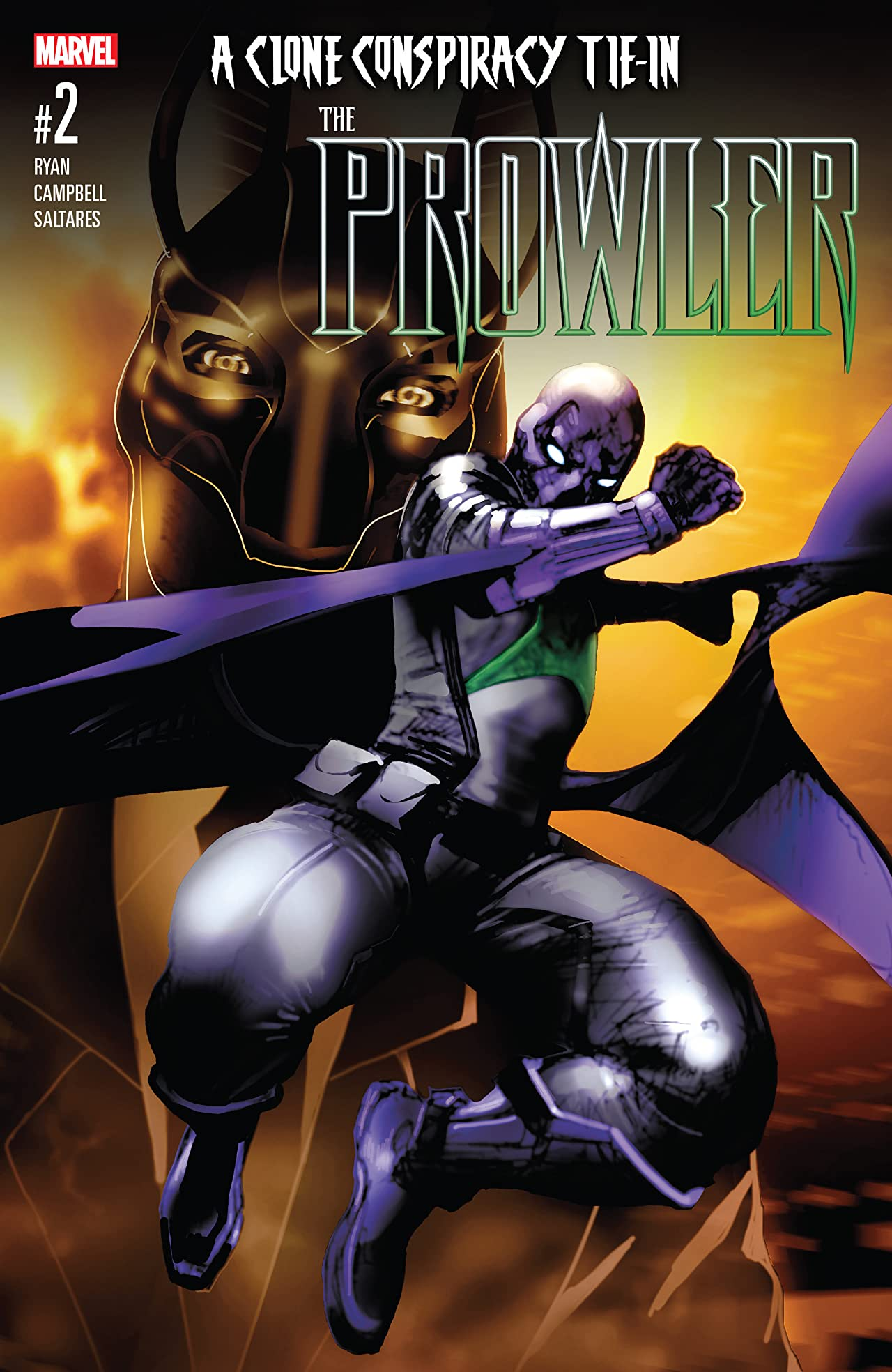 Prowler (2016-2017) #2