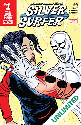 Silver Surfer (2016-) #9