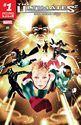 Ultimates 2 (2016-2017) #1