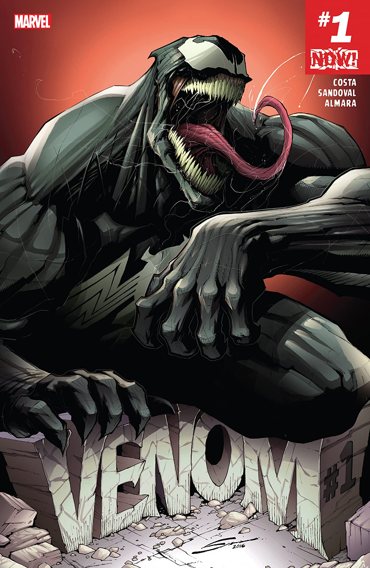 Venom (2016-2018) #1