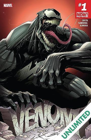 Venom 2016 2018 1 Comics By Comixology