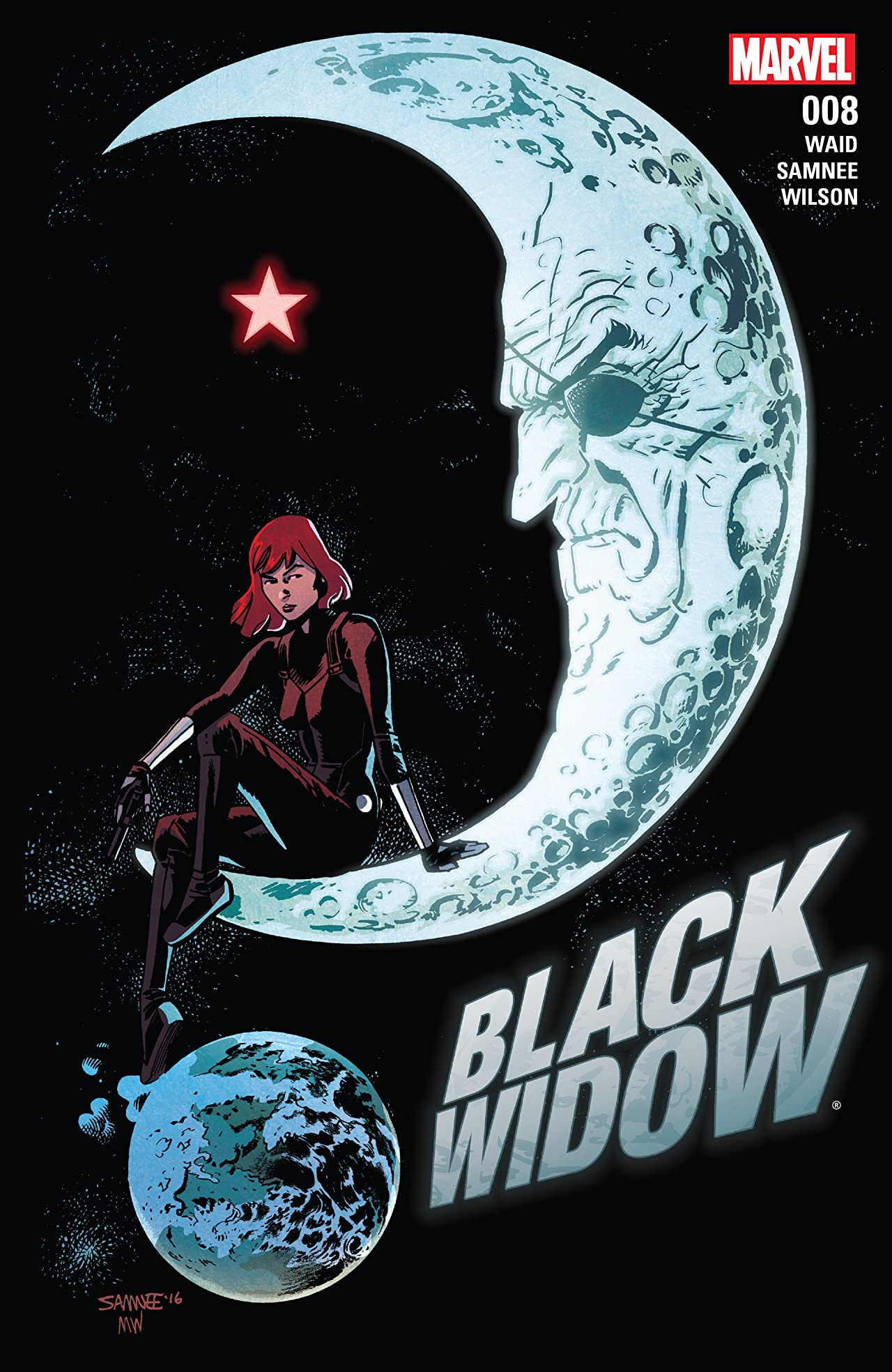 Black Widow (2016-2017) #8