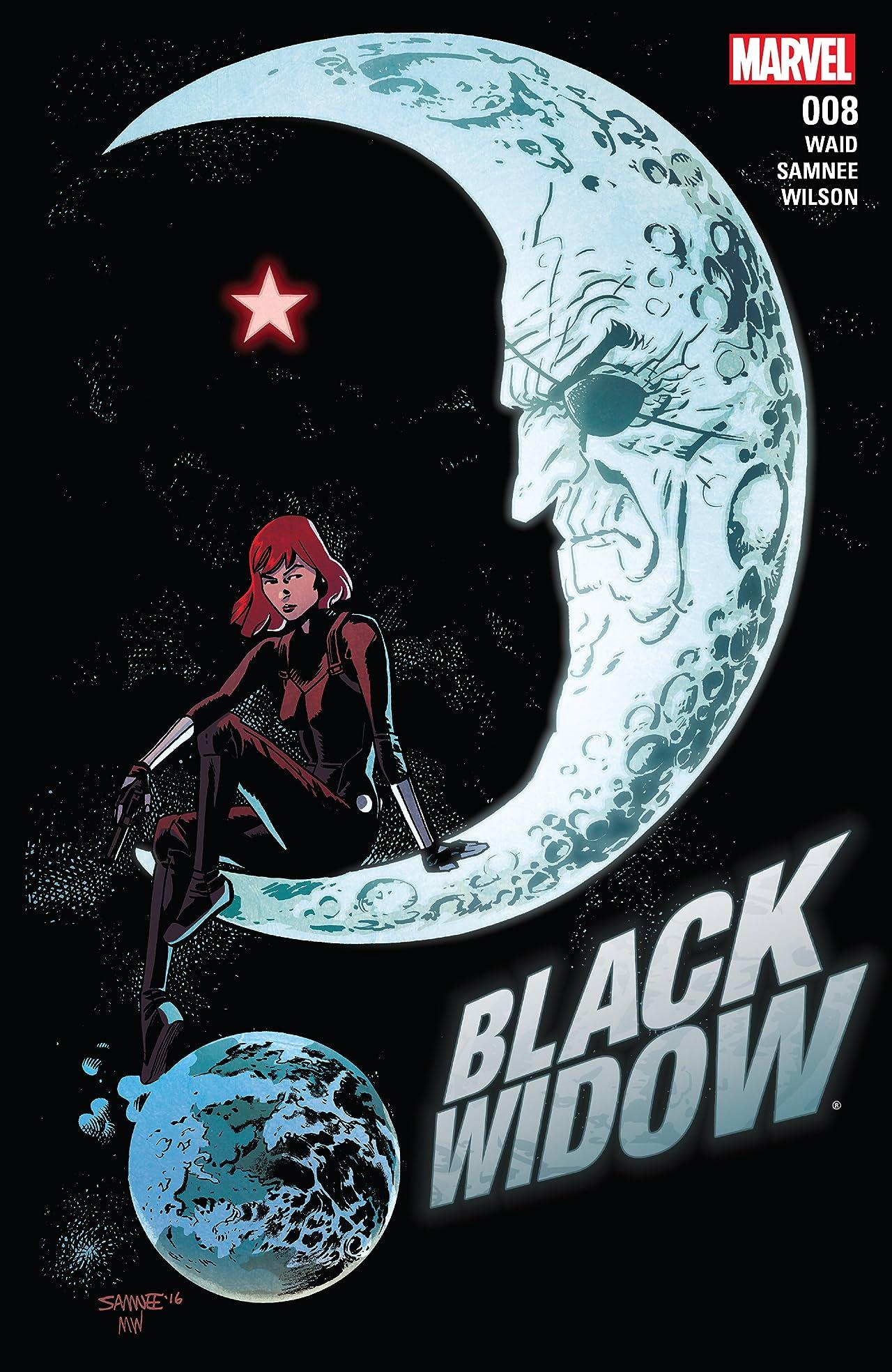 Black Widow (2016-) #8