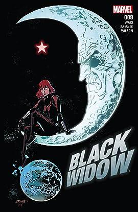 Black Widow (2016-2017) #8