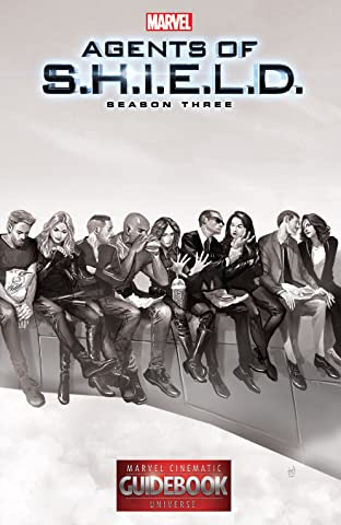 Guidebook to the Marvel Cinematic Universe - Marvel's Agents of S.H.I.E.L.D. Season Three No.1
