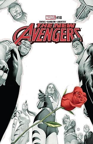 New Avengers (2015-) #18