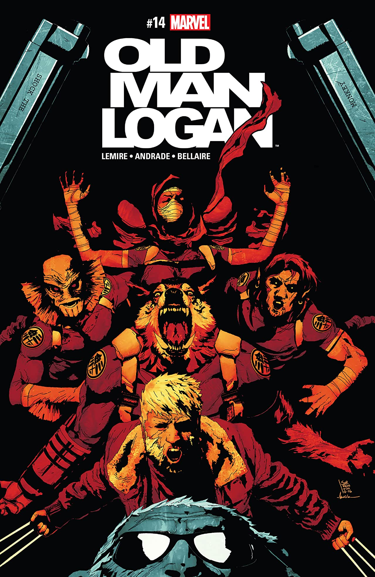 Old Man Logan (2016-2018) #14