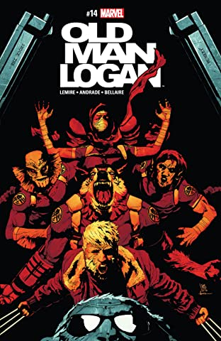 Old Man Logan (2016-) #14