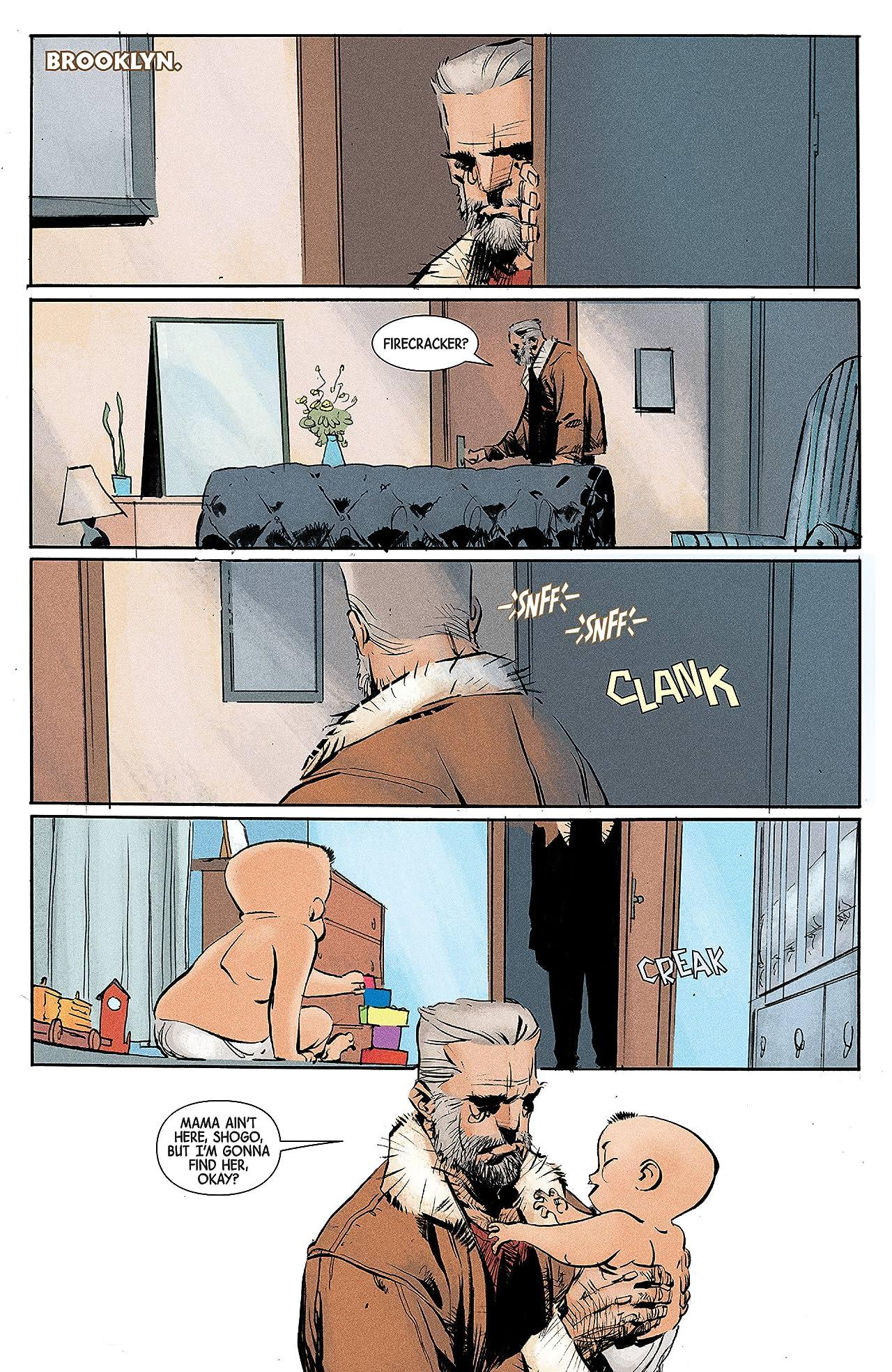 Old Man Logan (2016-2018) #14
