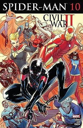 Spider-Man (2016-2018) No.10