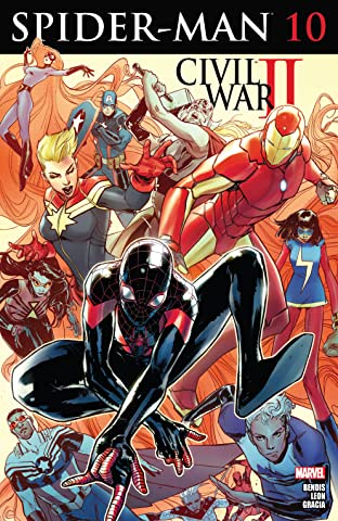 Spider-Man (2016-) #10