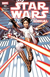 Star Wars (2015-2019) Annual #2