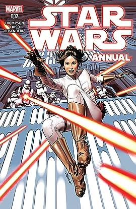Star Wars (2015-2019) Annual #2