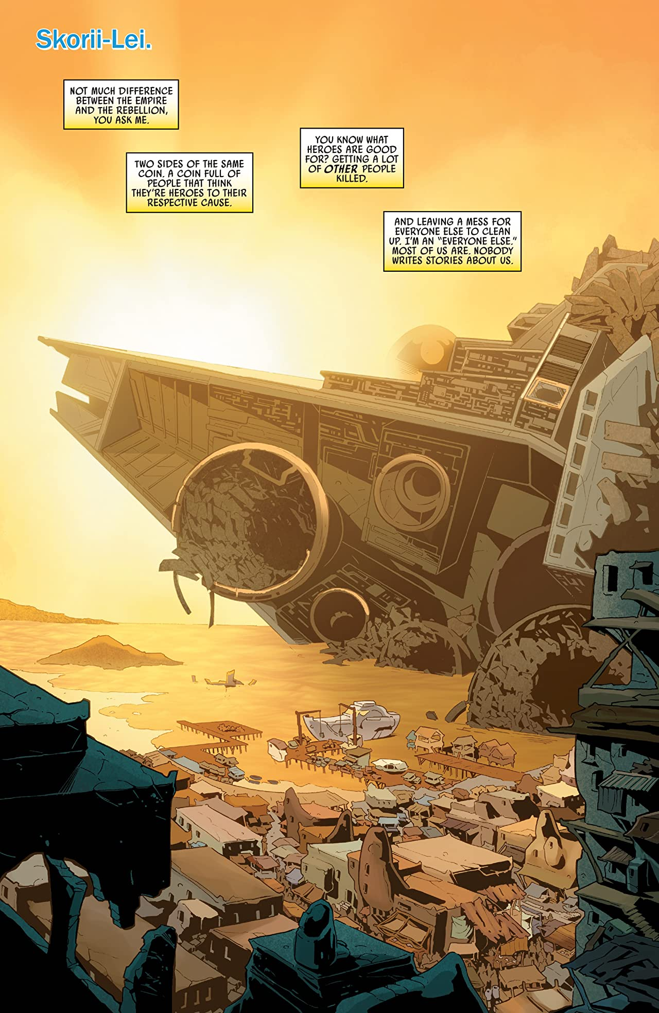 Star Wars (2015-) Annual #2