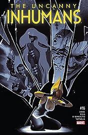 Uncanny Inhumans (2015-2017) #16