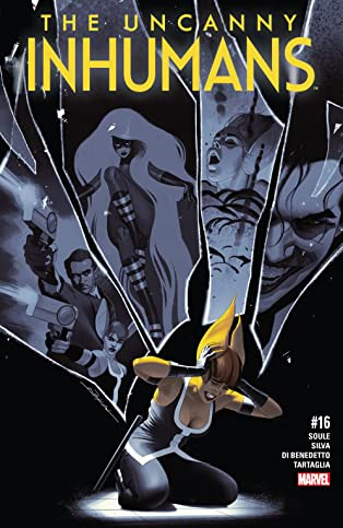 Uncanny Inhumans (2015-) #16