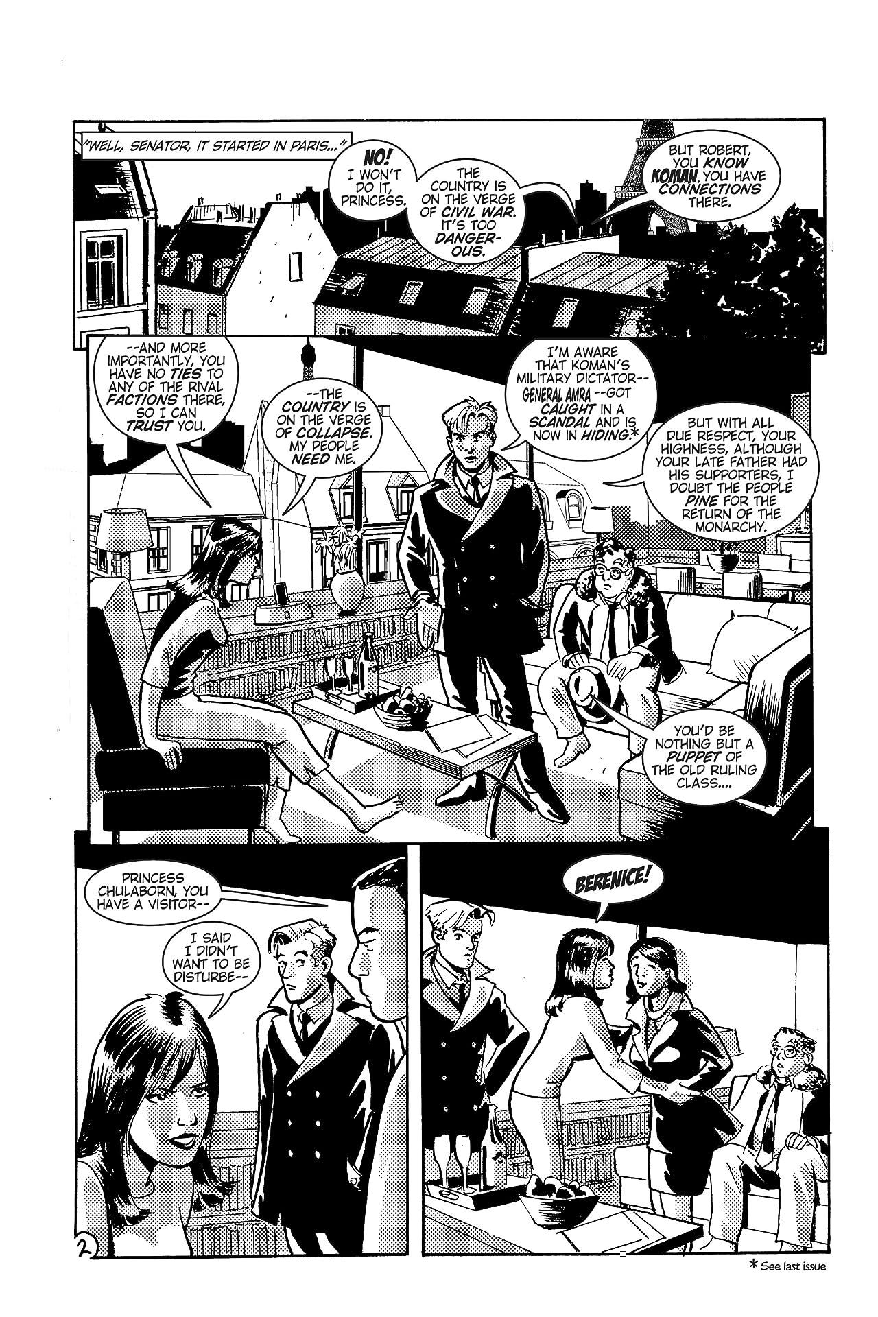 Rob Hanes Adventures #14