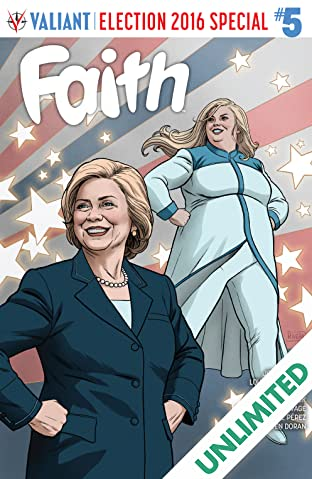 Faith (2016) #5: Digital Exclusives Edition