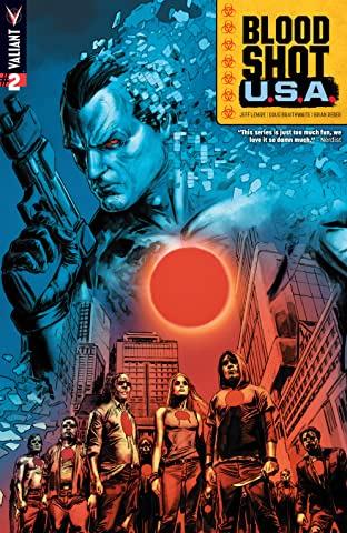 Bloodshot U.S.A. No.2