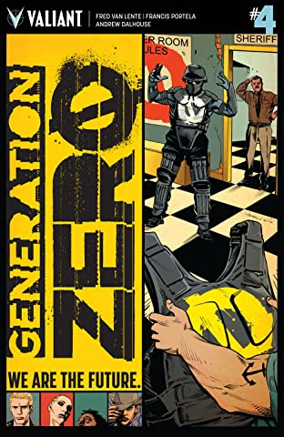 Generation Zero #4