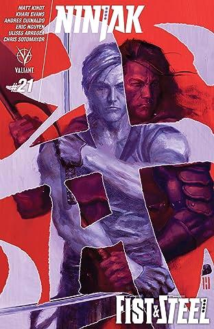 Ninjak (2015) #21