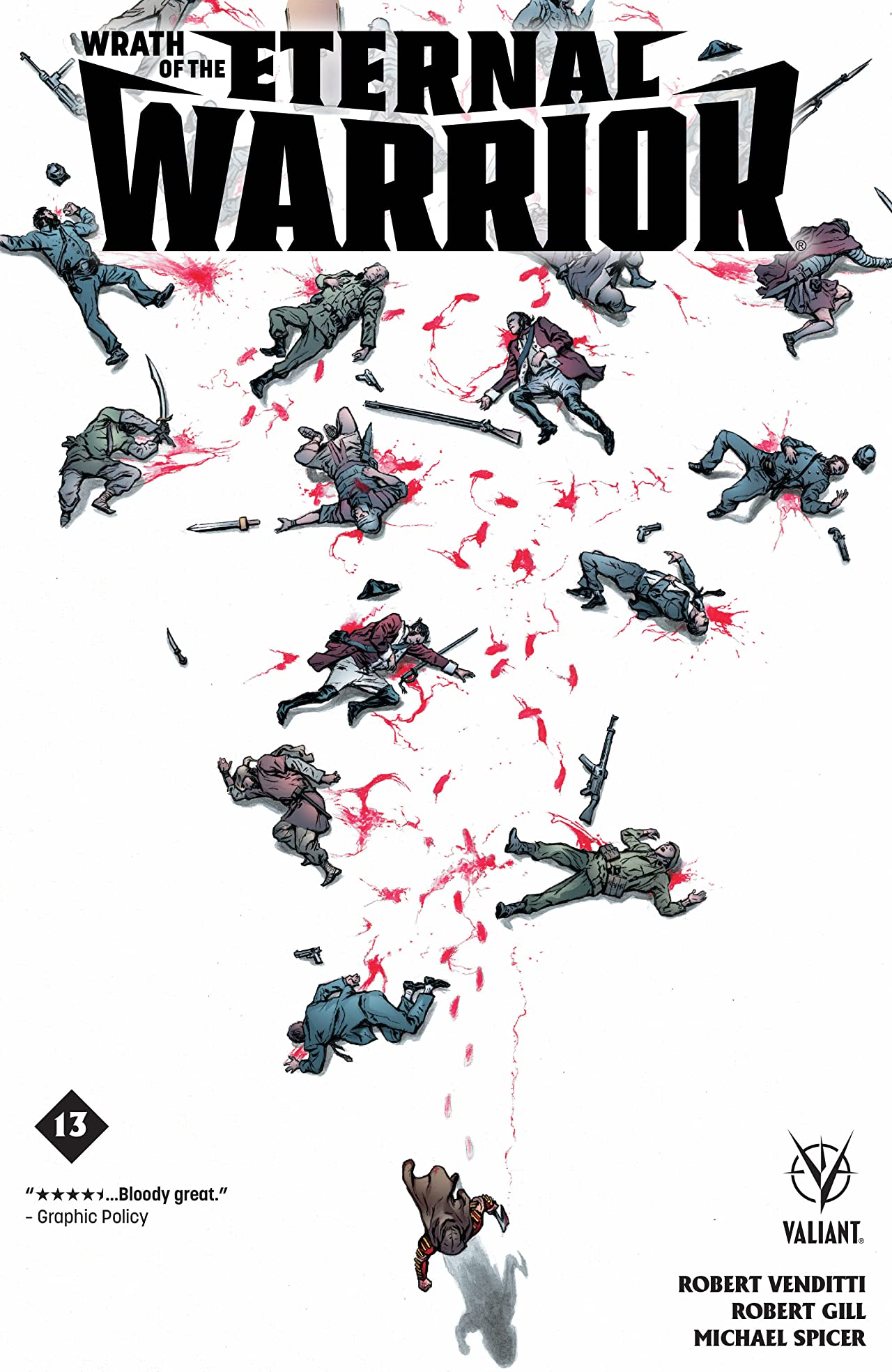 Wrath of the Eternal Warrior #13: Digital Exclusives Edition