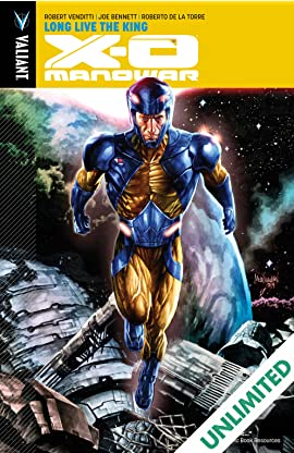 X-O Manowar Vol. 12