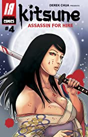 Kitsune: Assassin For Hire #4