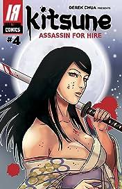 Kitsune: Assassin For Hire #4